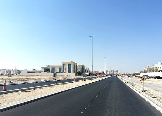 Khalifa City for Sector SE 38,39,40,42 (Contract 2)