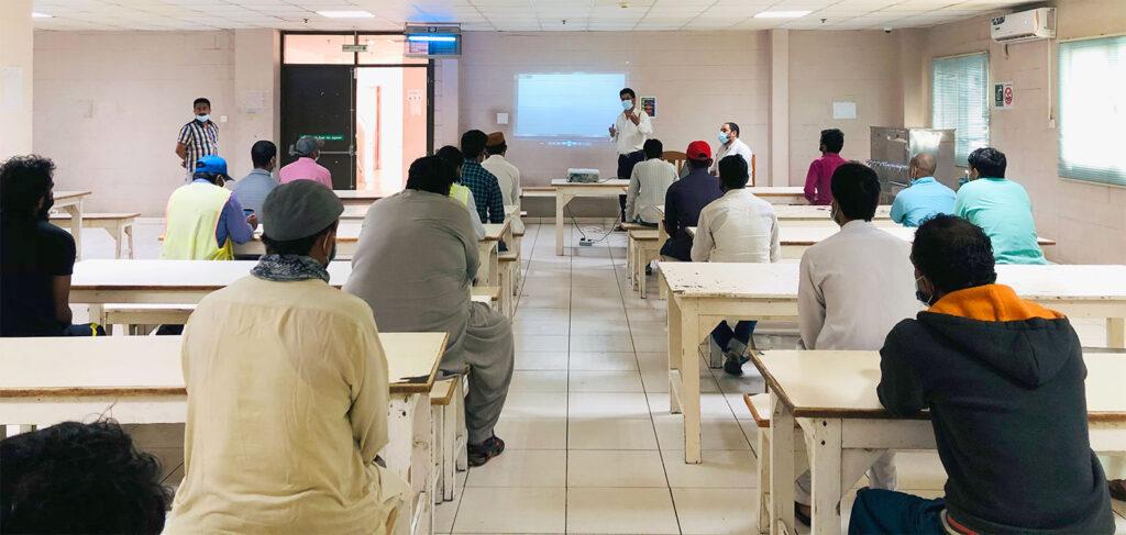 Al Geemi Fog Awarenses Training Program