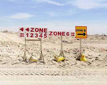 Construction Company Abu dhabi - Logistic Road - Al Geemi Contracting